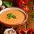 spanish gazpacho on a wooden table stock photo © nito