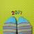 numara · yılbaşı · atış · mumlar · farklı · renkler - stok fotoğraf © nito
