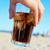 gelo · bebida · fria · ao · ar · livre · vertical · ver - foto stock © nito