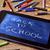 текста · Снова · в · школу · написанный · доске · старые · книгах - Сток-фото © nito