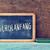 powrót · do · szkoły · Tablica · napisany · rustykalny · biurko - zdjęcia stock © nito