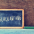 okula · geri · kara · tahta · yazılı · rustik · ahşap · büro - stok fotoğraf © nito