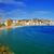 plaj · İspanya · akdeniz · gökyüzü · şehir · güneş - stok fotoğraf © nito
