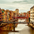 ラ · 橋 · 1 · 橋 · ヨーロッパ · 空 - ストックフォト © nito