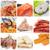 seafood collage stock photo © nito