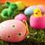 oyuncak · civciv · Paskalya · hayvan · renk · olay - stok fotoğraf © nito