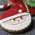 Navidad · cookies · mesa · alimentos · vela - foto stock © nito