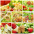salad collage stock photo © nito