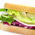 vegetables and turkey sandwich stock photo © nito