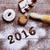 happy · new · year · kahvaltı · ahşap · tip · dijital - stok fotoğraf © nito
