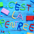 cest la rentree back to school written in french stock photo © nito