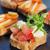 carota · fette · verde · prezzemolo · foglie - foto d'archivio © nito