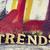 trend · színes · szó · művészet · írott · fehér - stock fotó © nito