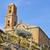 romok · öreg · templom · elpusztított · spanyol · polgárháború - stock fotó © nito