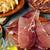 válogatás · spanyol · hideg · tapas · közelkép · tányér - stock fotó © nito