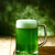 dyed green beer stock photo © nito