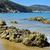 aigues blanques beach in ibiza island spain stock photo © nito