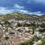 パノラマ · 表示 · 市 · スペイン · 高い - ストックフォト © nito