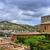alhambra · Espanha · mundo · jardim · azul · castelo - foto stock © nito