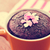 chocolate mug cake with a filter effect stock photo © nito