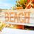 legno · segno · spiaggia · punta - foto d'archivio © nito
