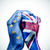 bandeira · Reino · Unido · computador · gerado · ilustração · sedoso - foto stock © nito