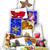 dourado · decorativo · natal · estrela · fundo - foto stock © nito