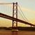 25 · híd · folyó · kilátás · Lisszabon · Portugália - stock fotó © nito