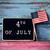 texto · cuarto · celebrar · América · bandera · de · Estados · Unidos · pieza - foto stock © nito