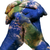 solidariedade · mundo · ilustração · azul · silhueta - foto stock © nito