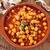 potaje de garbanzos con jamon spanish chickpeas stew with ham stock photo © nito