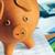 Piggy · Bank · калькулятор · изолированный · белый · деньги - Сток-фото © nito