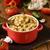 potaje de garbanzos a spanish chickpeas stew on a wooden table stock photo © nito