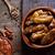 frango · asas · frango · grelhado · grelhado · branco · produto - foto stock © nito