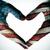 america in the heart stock photo © nito