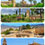 landmarks in andalusia spain collage stock photo © nito