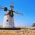 старые · Windmill · Канарские · острова · Испания · здании · энергии - Сток-фото © nito