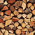 kuru · kıyılmış · yakacak · odun · hazır · kış · ahşap - stok fotoğraf © nito
