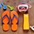 rouge · starfish · plongée · masque · plage · océan - photo stock © nito