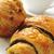 kahve · çörek · tablo · ahşap · masa · gıda · kahvaltı - stok fotoğraf © nito
