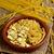 сырой · пасты · таблице · деревянный · стол · продовольствие · фон - Сток-фото © nito