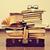 чемодан · книгах · бумаги · книга · лет · письме - Сток-фото © nito