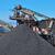 石炭 · 側面図 · 青空 · 背景 · 青 - ストックフォト © nito