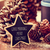 schoolbord · tekst · vrolijk · christmas · natuurlijke · geschreven - stockfoto © nito