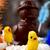 tollak · játék · díszített · húsvéti · tojások · köteg - stock fotó © nito