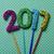 número · año · nuevo · joven · blanco · números - foto stock © nito