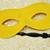 sarı · karnaval · maske · siyah · parti - stok fotoğraf © nito