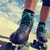 patins · par · branco · preto · esportes · saúde - foto stock © nito