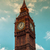 Londres · Big · Ben · palais · westminster · vintage · style · rétro - photo stock © nito