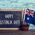 kutlamak · Avustralya · gün · 26 · kadın - stok fotoğraf © nito